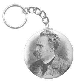 Chaveiro Nietzsche