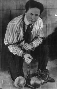 O Grande Harry Houdini (1874 - 1926)